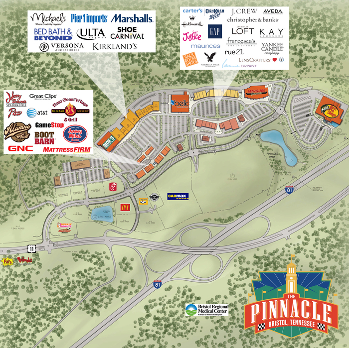 Pinnacle Development - Master Plan